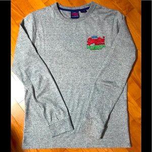 Superdry long sleeves shirt.